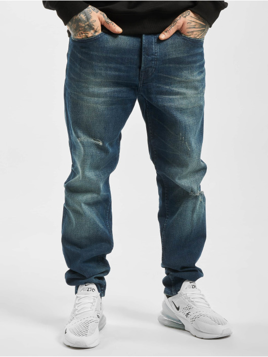 Only & Sons Straight Fit Jeans onsAvi Washed blå
