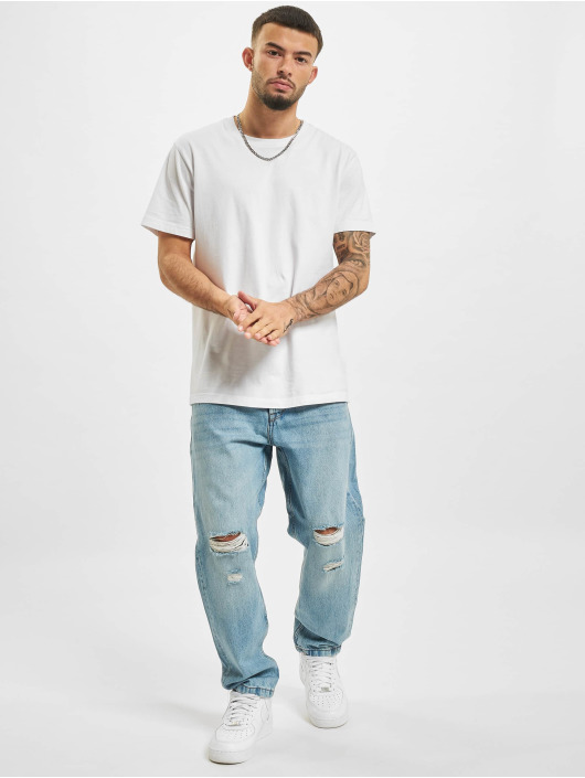 Only & Sons Straight Fit Jeans onsAvi Beam Life Crop Cs 9569 Noos blau