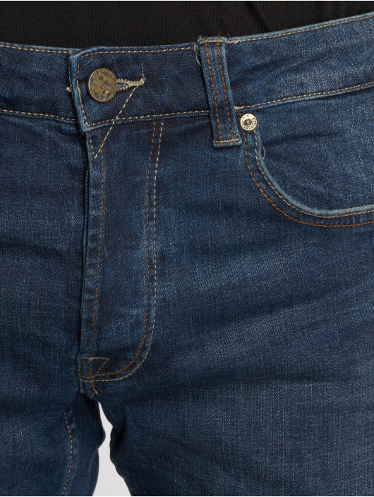 Only & Sons Straight Fit Jeans onsWeave Dark blue