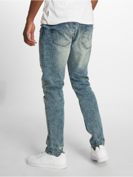 Only & Sons Straight Fit Jeans onsAged Washed Pk 0439 blue
