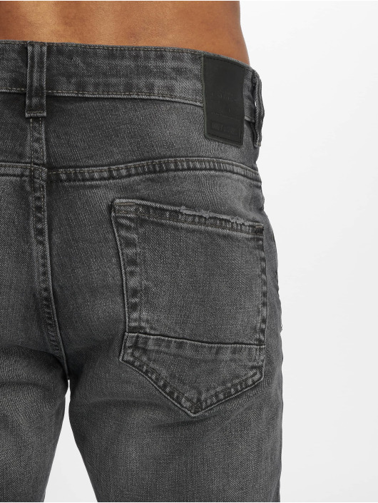 Only & Sons Straight Fit Jeans onsWeft Washed 2040 schwarz