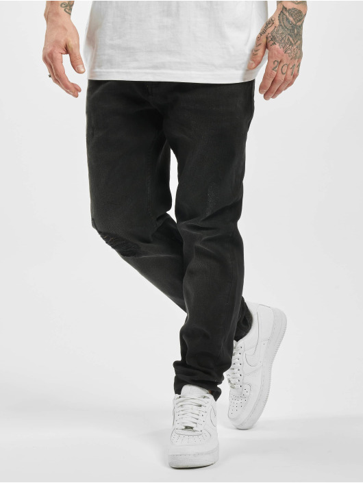 Only & Sons Straight Fit Jeans onsAvi Tap ST 5241 schwarz