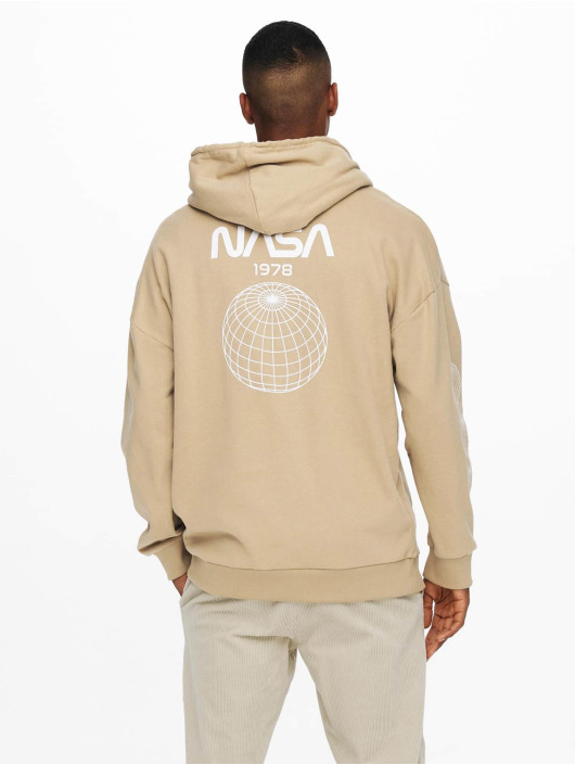 Only & Sons Sweat & Pull Onsnasa beige