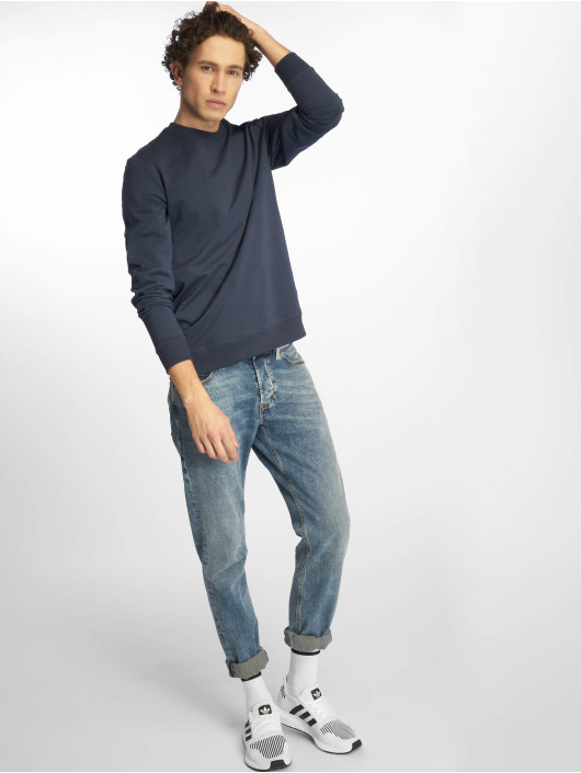 Only & Sons Sweat & Pull onsBasic Unbrushed bleu