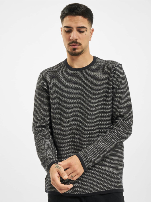 Only & Sons Sweat & Pull onsBuur Life Knit gris