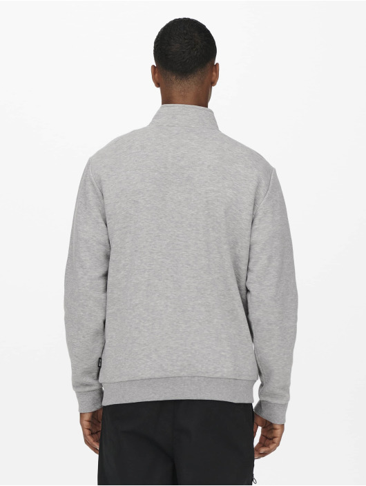 Only & Sons Sweat & Pull Onsceres gris