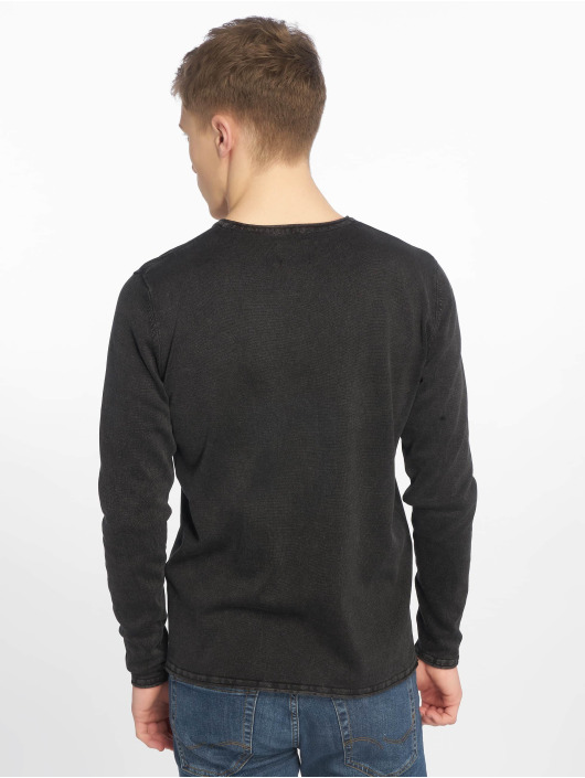 Only & Sons Sweat & Pull onsGarson 12 Wash Knit NOOS noir