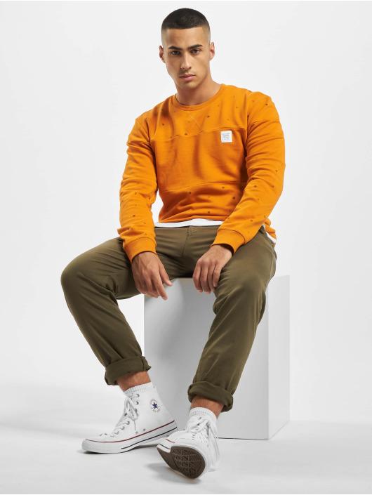 Only & Sons Sweat & Pull onsDexter Reg orange