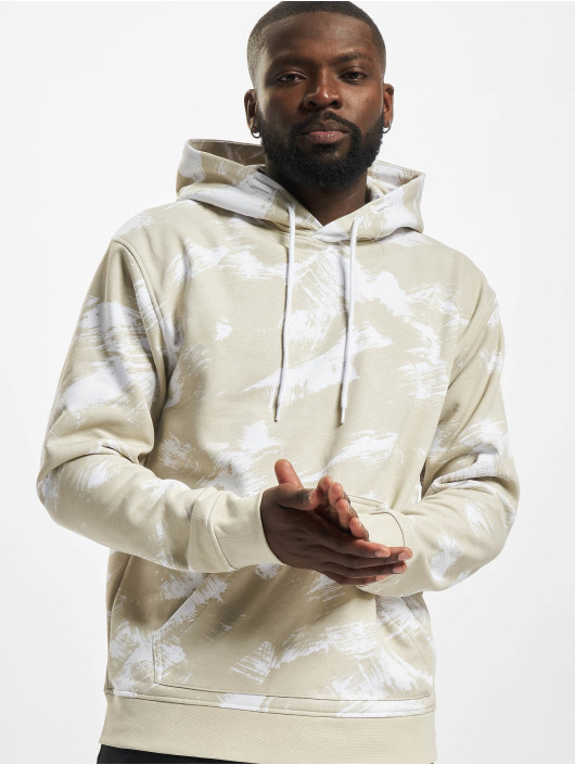 Only & Sons Sweat capuche Onsfisher Life Dropshld gris
