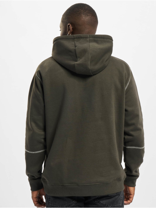 Only & Sons Sweat capuche Onsfletcher Stitch gris