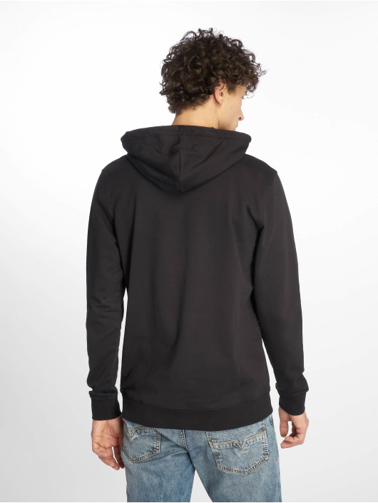 Only & Sons Sweat capuche Onsbasic noir