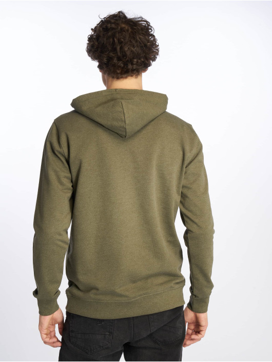 Only & Sons Sweat capuche Onsbasic olive