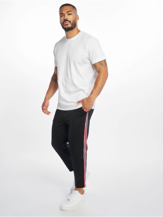 Only & Sons Sweat Pant onsWilliam Herringbone Poly black
