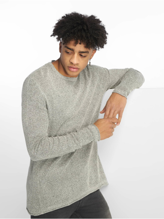 Only & Sons Swetry onsTed 12 Multi Knit bialy
