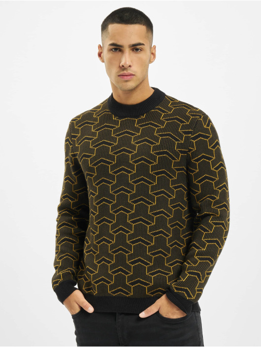 Only & Sons Swetry onsPast High Neck brazowy