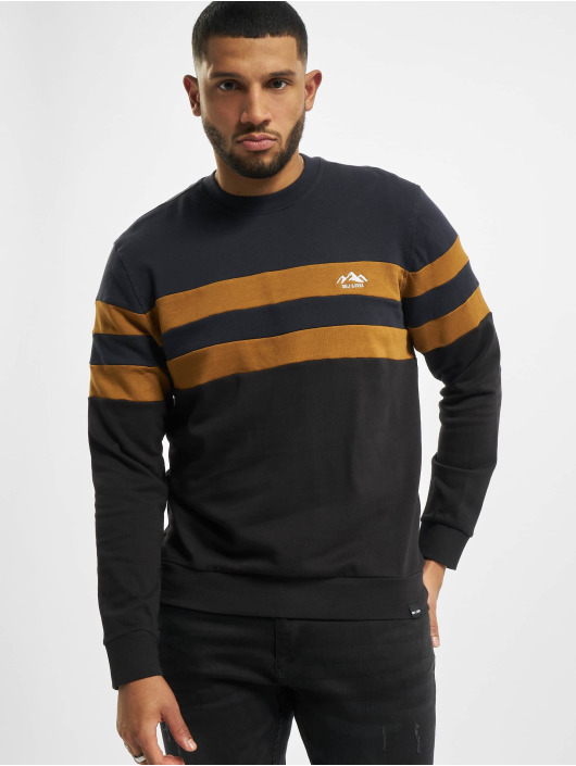 Only & Sons Swetry onsDamas Life Reg Stripe czarny