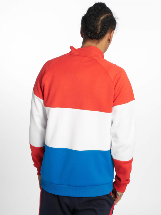 Only & Sons Swetry onsWilliam Colorblock czerwony