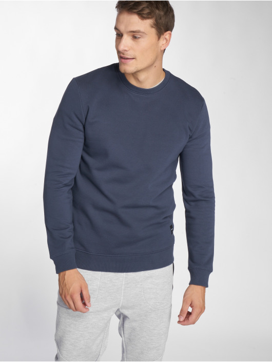 Only & Sons Swetry onsBasic Brushed niebieski