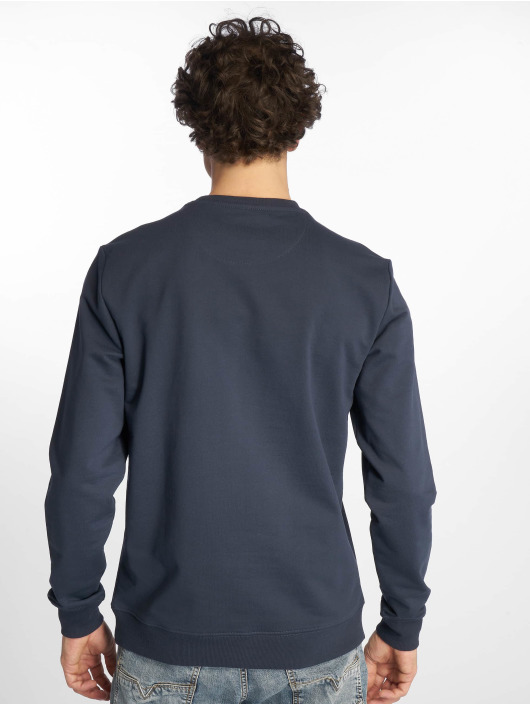 Only & Sons Swetry onsBasic Unbrushed niebieski