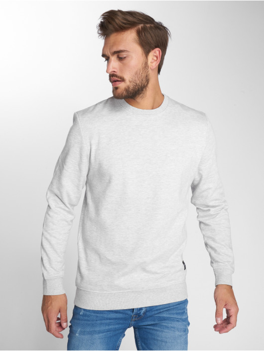 Only & Sons Swetry onsBasic Brushed szary