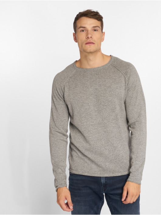 Only & Sons Swetry onsAlexo szary
