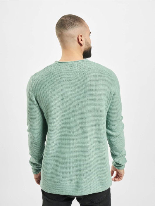 Only & Sons Swetry onsCam 7 Knit zielony