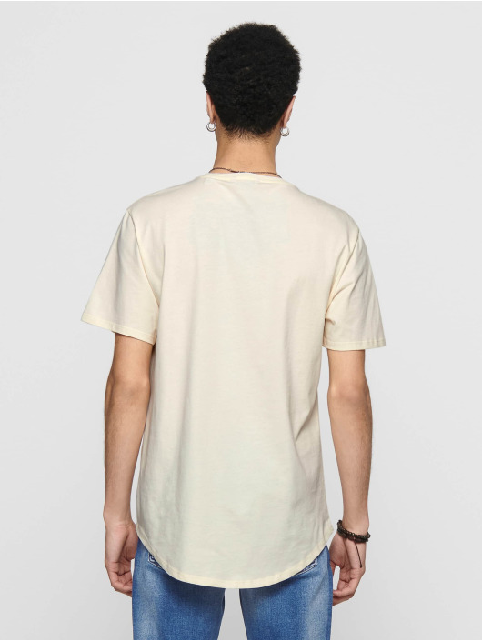 Only & Sons T-paidat onsPin beige