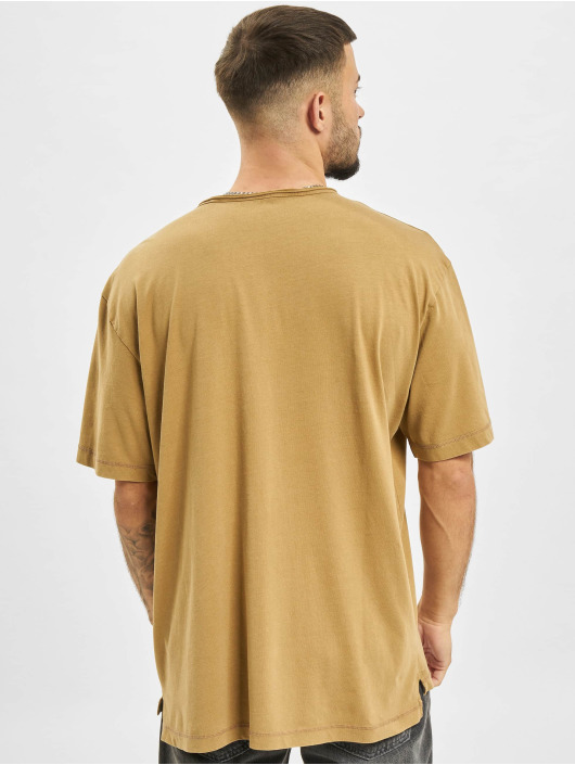 Only & Sons T-Shirt Ons Page Oversized beige
