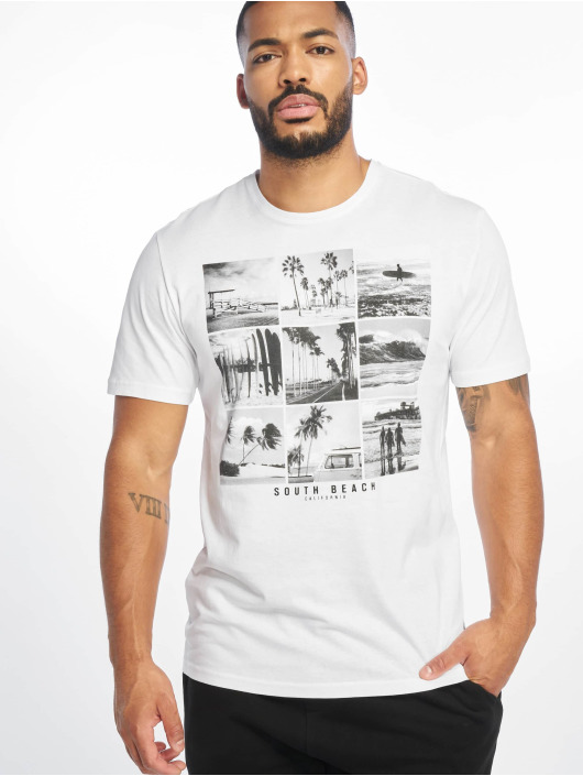 Only & Sons T-Shirt onsBF blanc