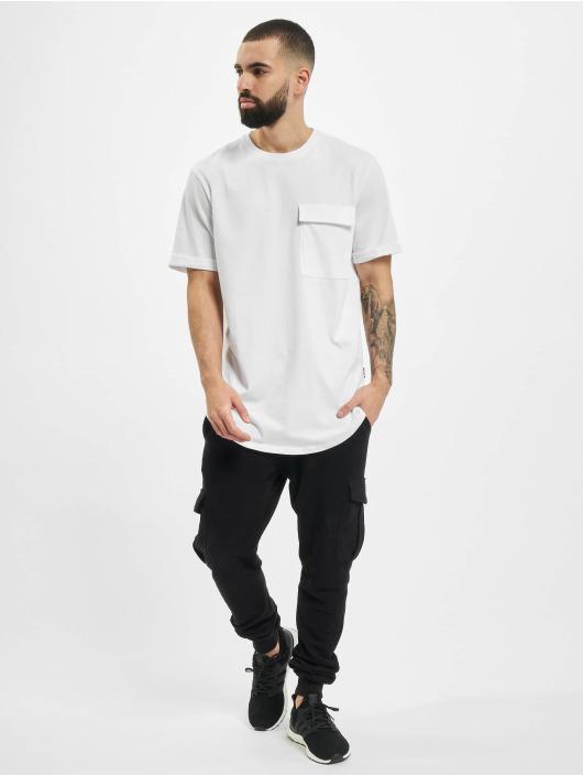 Only & Sons T-Shirt onsUtilli Gavin Longi blanc