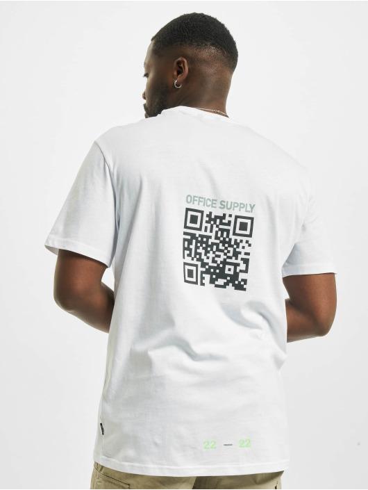 Only & Sons T-Shirt onsMilo Life Reg blanc