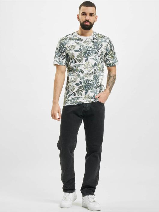 Only & Sons T-Shirt onsMelody Life Reg Aop blanc