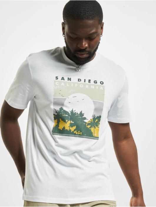 Only & Sons T-Shirt onsAnthony Life Reg blanc