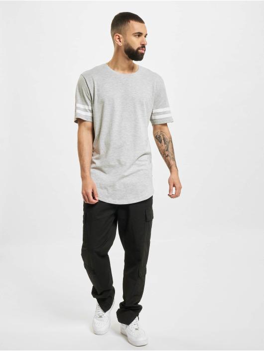Only & Sons T-Shirt onsMatt Longy Solid & Stripe 2-Pack blanc