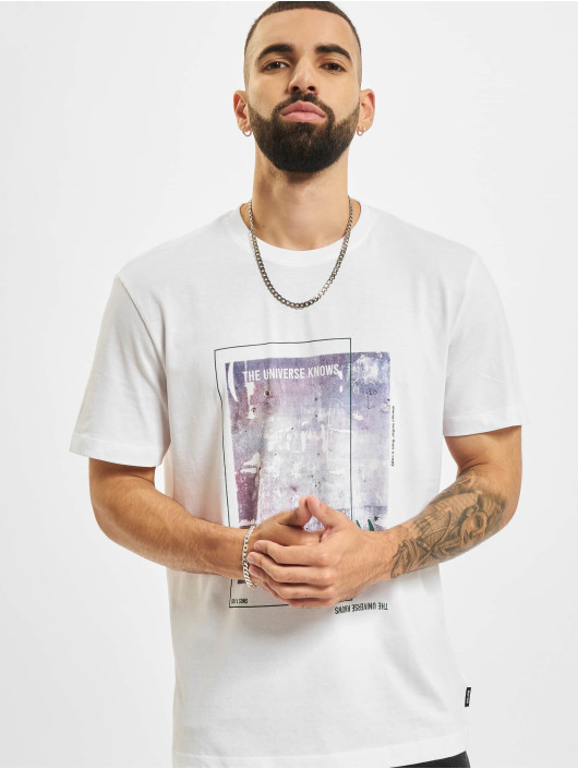 Only & Sons T-Shirt Onsvester blanc