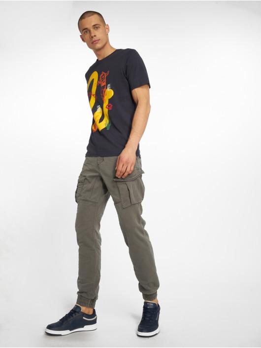 Only & Sons T-Shirt onsFinn blau