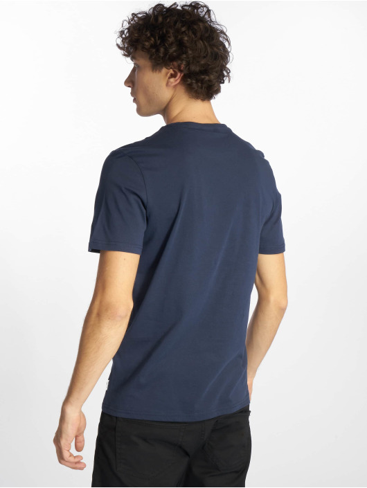Only & Sons T-Shirt onsEinar Camp Fitted blau