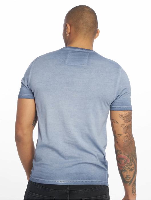 Only & Sons T-Shirt onsPatrik Oil Dye blau