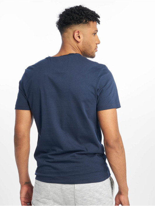 Only & Sons T-Shirt onsAlbert Front Printed Fitted blau