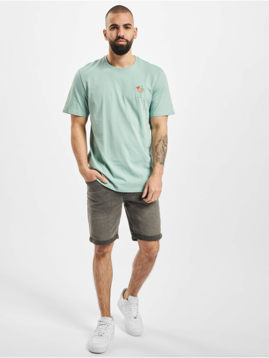 Only & Sons T-Shirt onsKobi blau