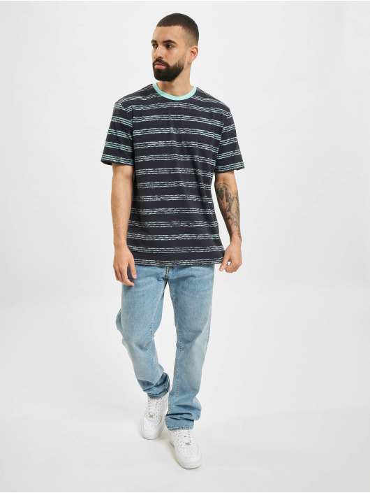 Only & Sons T-Shirt onsPivot Reg Summer Stripe blau