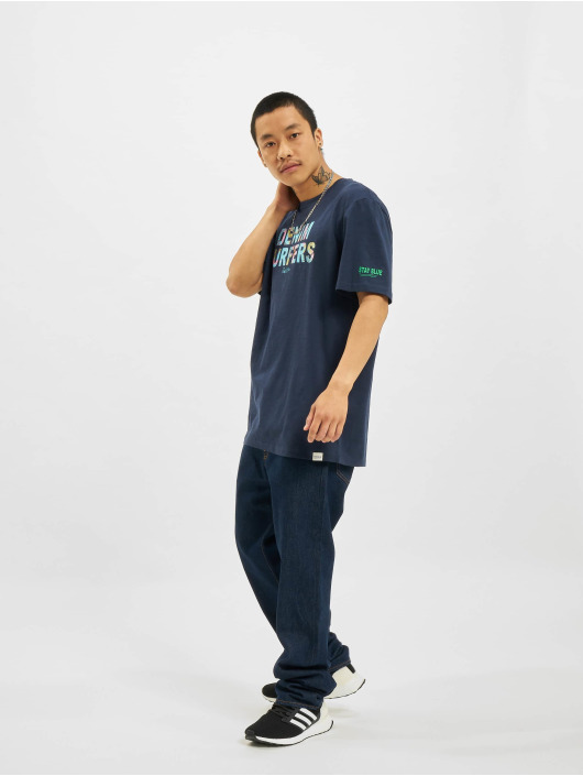 Only & Sons T-Shirt onsNait Life Reg blau