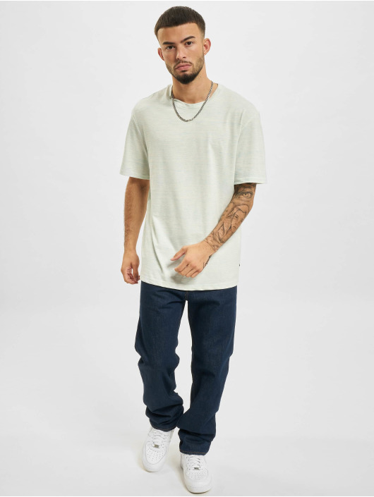 Only & Sons T-Shirt Ons Pile REG Injection blau