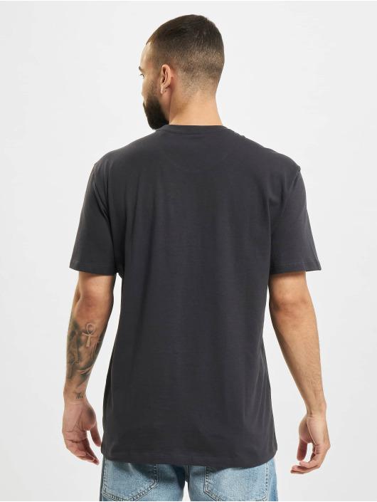 Only & Sons T-Shirt Onsasbjorn Life REG Pocket blau
