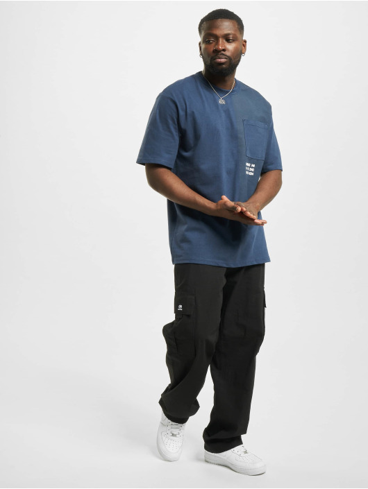 Only & Sons t-shirt onsKingson Life Oversize blauw