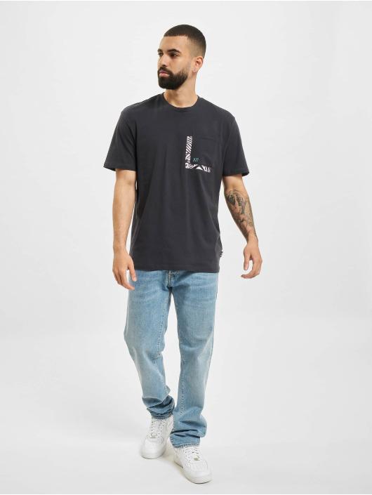 Only & Sons t-shirt Onsasbjorn Life REG Pocket blauw