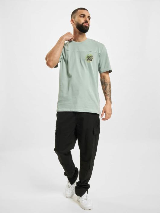 Only & Sons t-shirt Onsatik Life REG blauw