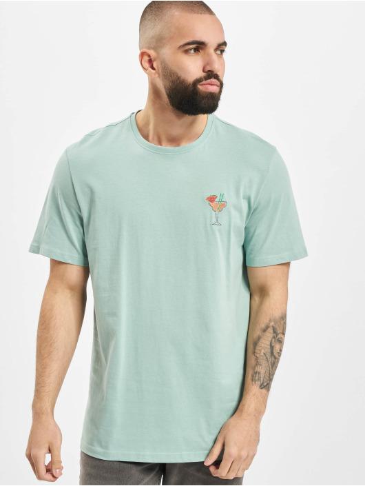 Only & Sons T-Shirt onsKobi bleu