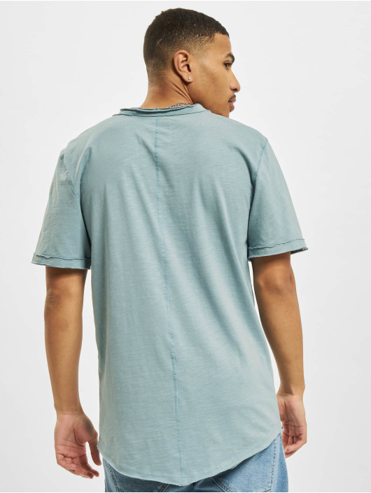 Only & Sons T-Shirt Ons Benne Life Longy NF 7822 bleu