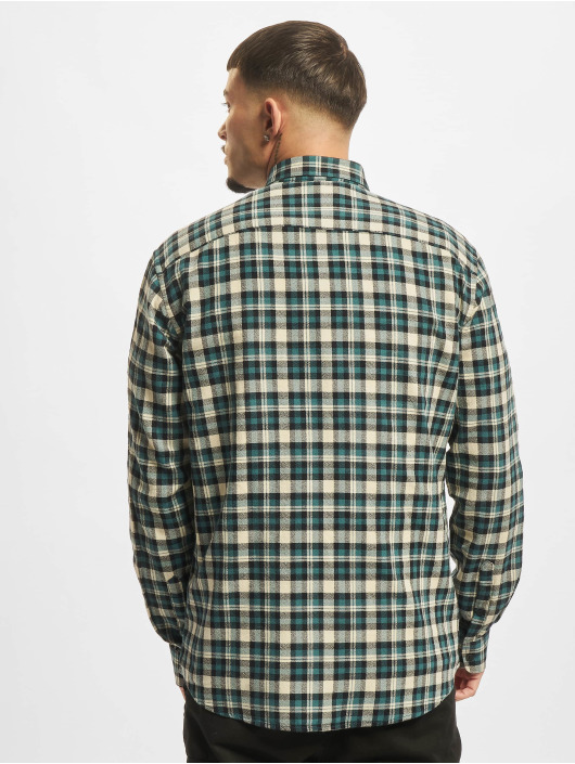 Only & Sons T-Shirt Onsnirel Checked bleu